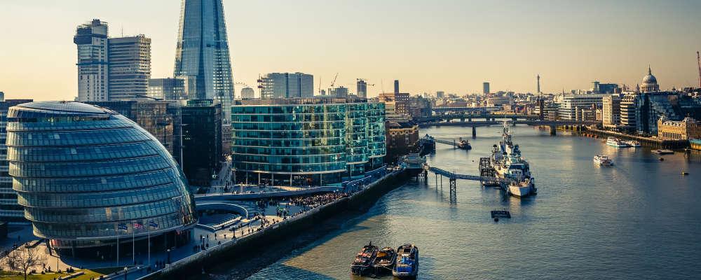 London, location for CRF Digital Culture