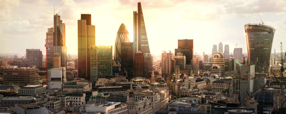 London, location for CRF Digital Disruption and Organisation Development Manifesto
