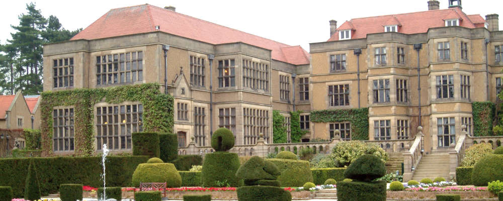 Venue for CRF Learning: Fanhams Hall, Hertfordshire