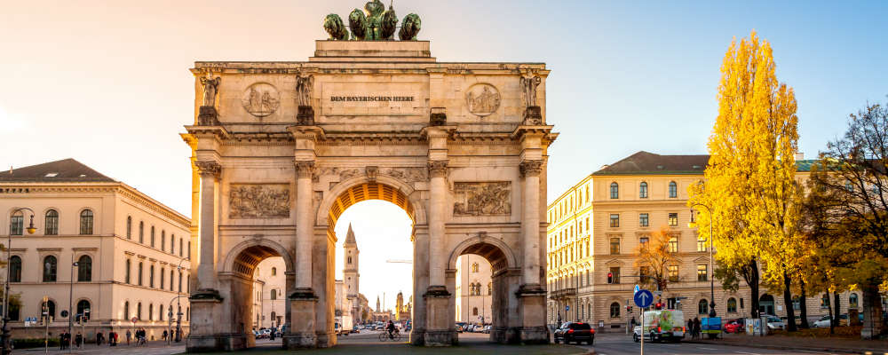 Munich, location for CRF Talent on the Move?